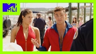 Baywatch (2017) Ft. Dwayne Johnson & Zac Efron Official Trailer | MTV