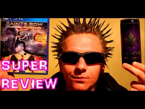 Saints Row IV Re-Elected & Gat Out of Hell Super Review