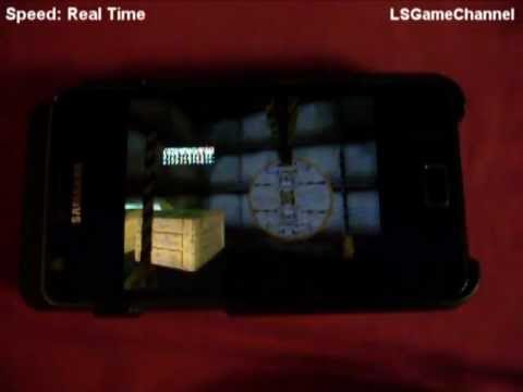 Half-Life on Android OS (DosBox Turbo): Black Mesa Inbound