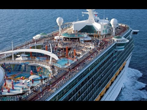 FREEDOM OF THE SEAS 2017 Real life tour with GOPRO (Official Video)