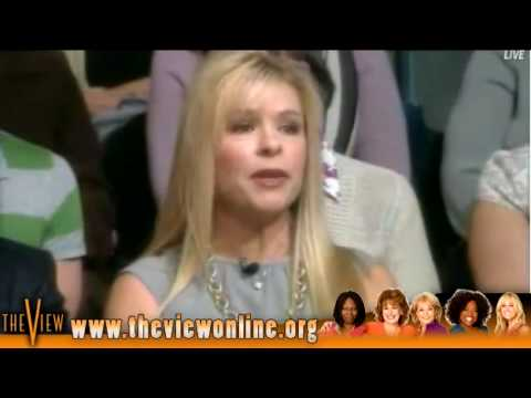 Sandra Bullock on  The View - November 17, 2009 [Part 1]