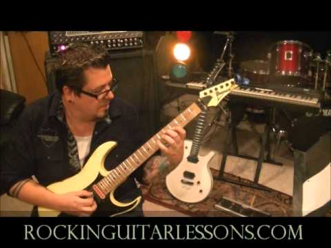 How to play Empire by Queensryche on guitar