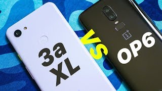 Pixel 3a Speedtest! | Quick Enough? | 3a XL vs OnePlus 6