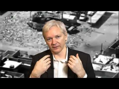 Julian Assange speech that was censored by the Oxford Union