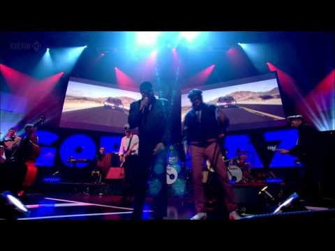 Gorillaz with Bobby Womack&Mos Def Stylo - Later with Jools Holland Live HD