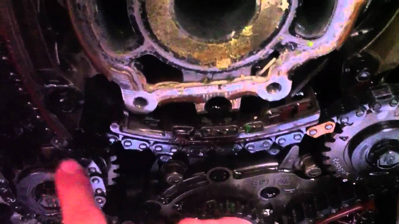 Vz V6 190 Alloytec Loose Timing Chain Rattle Youtube