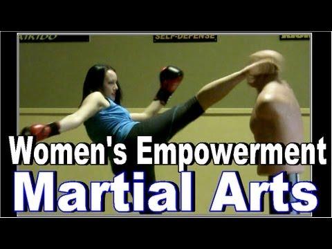 Women's Empowerment: Martial Arts