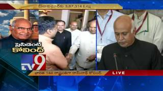 Ram Nath Kovind is India's 14th President