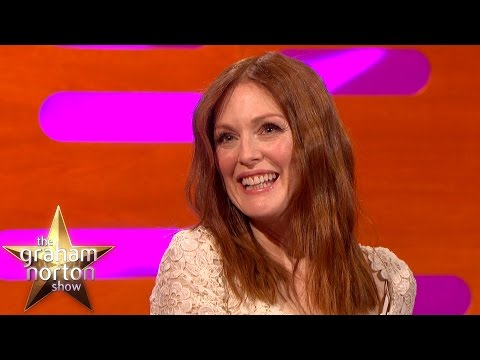 Julianne Moore Unimpressed By Ant and Dec's Soap Star Storylines - The Graham Norton Show