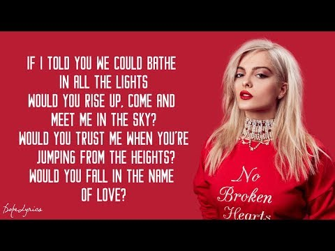In The Name Of Love - Martin Garrix & Bebe Rexha (Lyrics)
