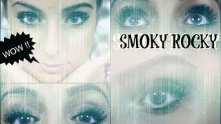 TUTO : Smoky Rocky !! ( pour les debutantes)