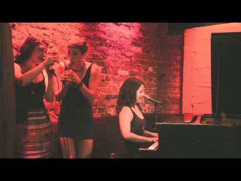 Shaina Taub & her band perform Friend Like Me from Aladdin