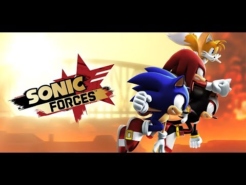 Sonic Forces: Speed Battle APK Cover