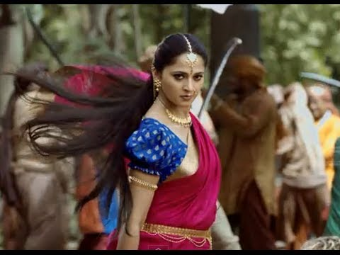 Making of Baahubali - Happy Birthday Anushka