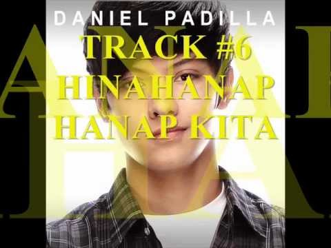 DANIEL PADILLA (FULL TRACKS CD ALBUM)