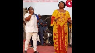 Ronke Oshodi Calls Out St Janet To Sing For Guests At The Opening Of Muka Ray's N320Million Hotel