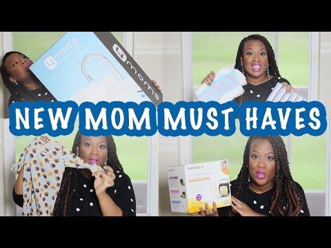 💙Newborn Necessities for New Moms!! 💙