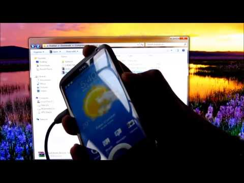 HTC One X : How To Install - Android Revolution Rom Android 4.1.1. Jellybean