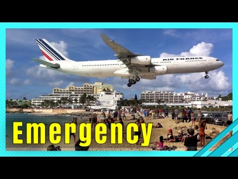 Ultimate Emergency Airplane Landing Compilation 2014 video