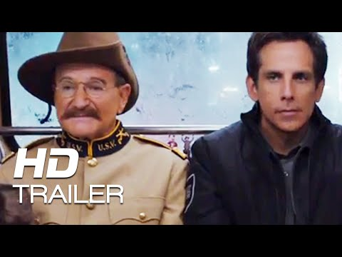 Night at the Museum: Secret of the Tomb | Official Trailer #1 HD | 2014