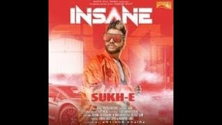 New song by Sukhi -Insane-/Muzical doctorz-/Full audio/New punjabi songs 2017
