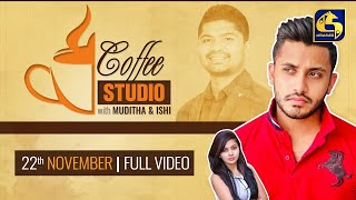 COFFEE STUDIO WITH MUDITHA AND ISHI II 2020-11-22