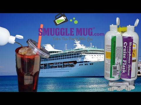 Cruiseflask How To Smuggle Alcohol Into A Cruise