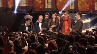IIFA Awards 2014: Selfie with Kevin Spacey