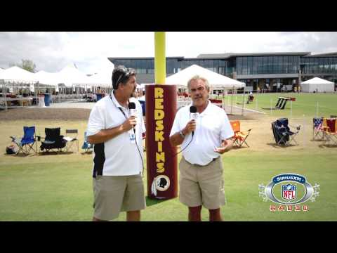 Washington Redskins - 2014 SiriusXM NFL Radio Training Camp Tour