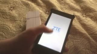 отзывы по Zte gf3