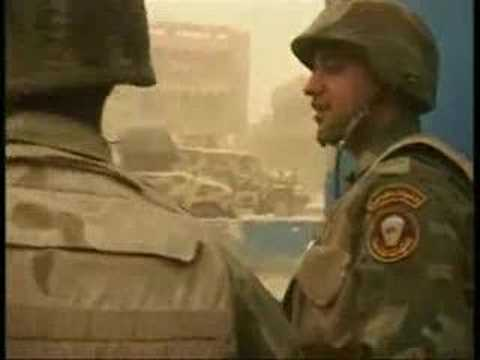 Army - Combat in Sadr City Video