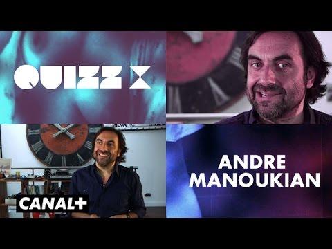 André Manoukian parle de porno - Interview cinéma X thumbnail