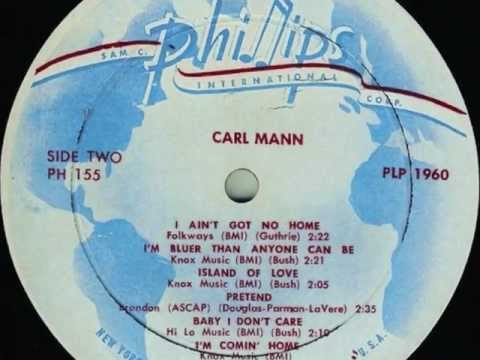 Carl Mann  - Island Of Love