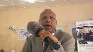 Wasiir Cukuse oo Jawaab u diray Madax ka Tirsan Somalia