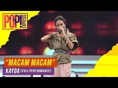 Download Pop! Express : Kayda - Macam Macam Full Performance Mp4 baru