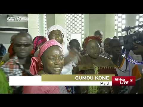 Cote d'Ivoire: Hundreds Demonstrate Against Simone Gbagbo