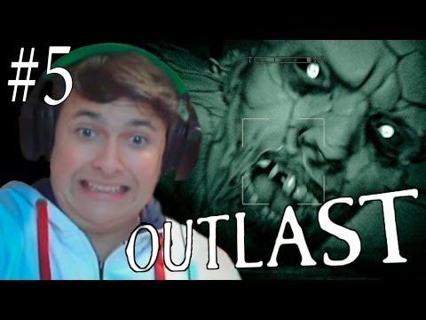 СТРАХ? ДА ЧТО ВЫ ЗНАЕТЕ О СТРАХЕ!? [Outlast #5]