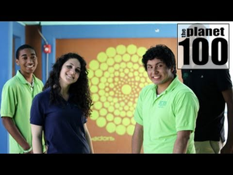 Planet 100: The Environmental Charter High School