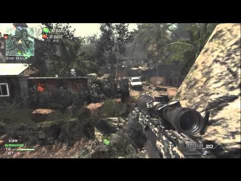 Modern Warfare 3: Gunsmith - Sniper Rifles - Episode 11 - Barrett .50cal
