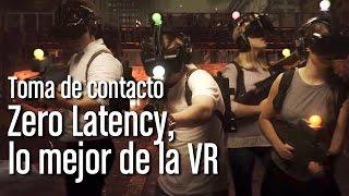 Zero Latency: la Realidad Virtual ya permite matar zombies