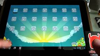 Asus Eee Pad Transformer TF101 Test