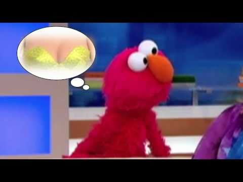 Elmo Responds to Katy Perry's Boobs on Sesame Street | THEBSQUAD.COM thumbnail