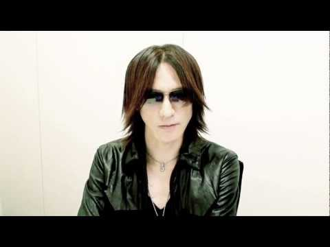 SUGIZO / Message from SGZ Vol.1 2012/08/29