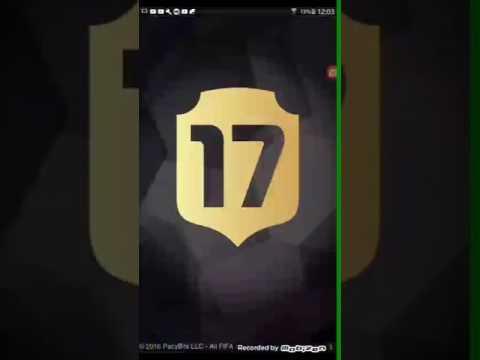 Fifa17 Futdraft (tablet)