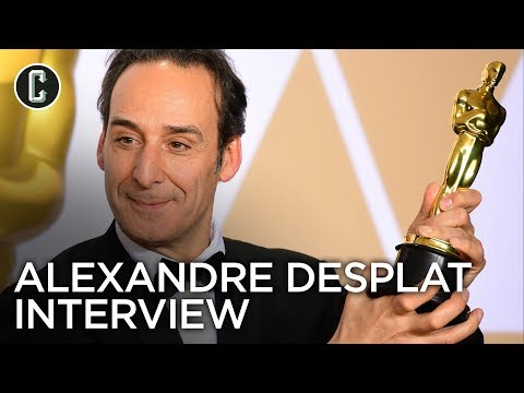 Alexandre Desplat Interview: Isle Of Dogs, Wes Anderson, And Star Wars