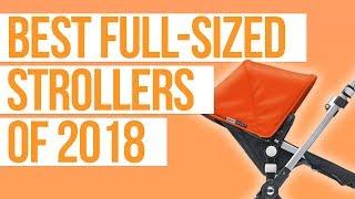 Best Full-Size Strollers 2018 | Nuna Mixx2, Bugaboo Cameleon 3, Cybex Priam, Bugaboo Fox