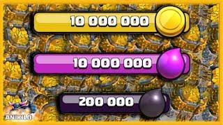 GASTO TODOS MIS ALMACENES ¡¡ 30 MILLONES !! - TH 12 - CLASH OF CLANS