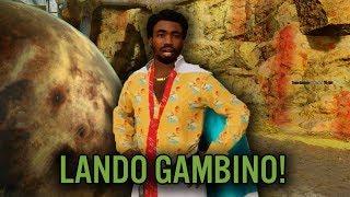 Young Lando Kessel Gameplay! - Star Wars Battlefront 2
