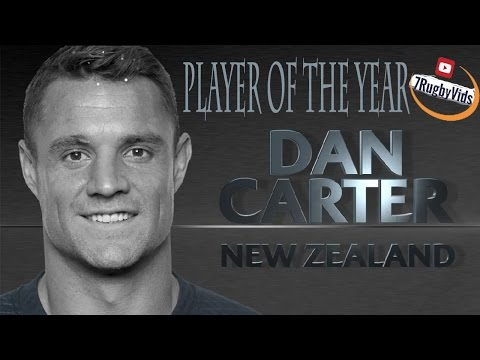 DAN CARTER- 2015 World rugby player of the year - RWC2015 HIGHLIGHTS