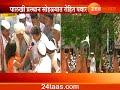 Alandi NCP Leader Rohit Pawar Attend Mauli Palkhi Sohla To Pandharpur Wari thumbnail